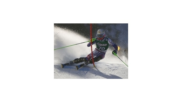 Žampa nepostúpil do 2. kola slalomu, vedie Hirscher