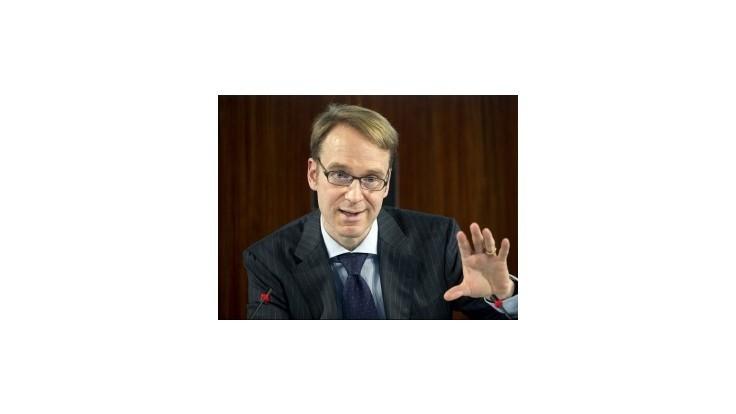 Weidmann pochybuje o efektívnosti plánu ECB kupovať dlhopisy