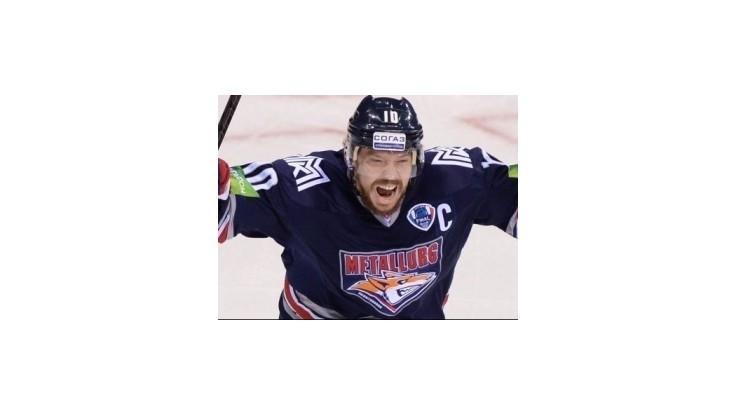 Zápas hviezd KHL pre výber Východu, šesťgólový Moziakin