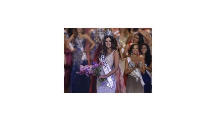 Nová Miss Universe je z Kolumbie, Slovenka Procházková sa neumiestnila