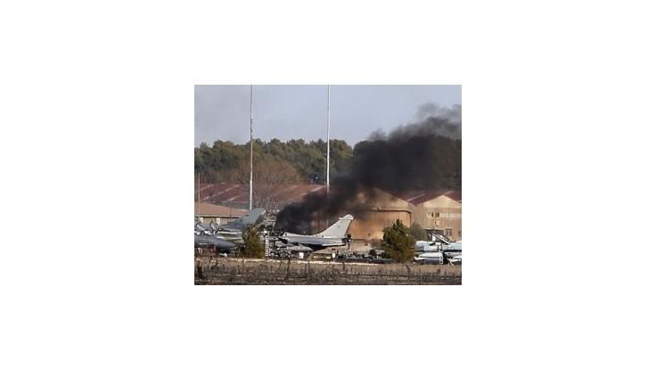 Havária gréckej stíhačky na základni NATO v Španielsku si vyžiadala 11 životov