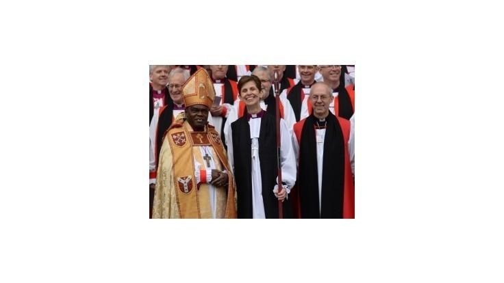 Anglikánska cirkev má prvú biskupku vo svojej histórii