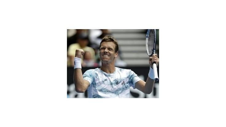 Berdych konečne zdolal Nadala, Rusko bude mať finalistku