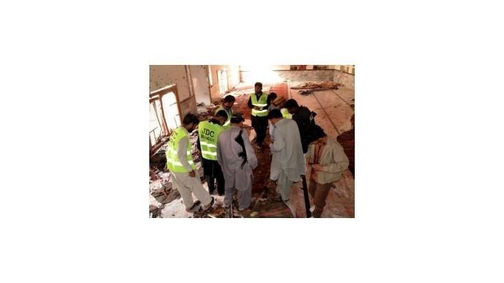 Útok v šíitskej mešite na juhu Pakistanu si vyžiadal desiatky obetí