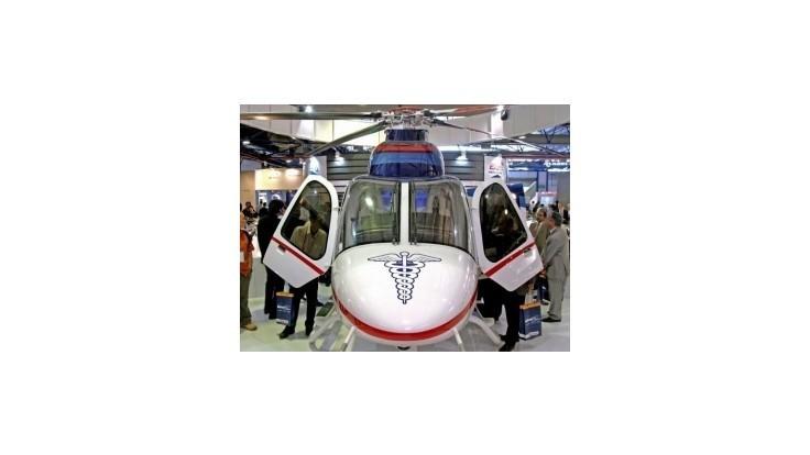 Policajti dostanú nový vrtuľník