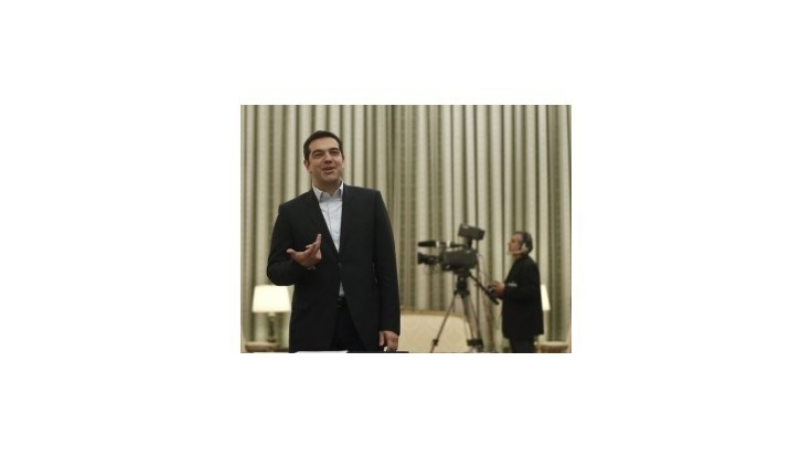 Nový grécky premiér sa budúci týždeň vydá na turné po Európe