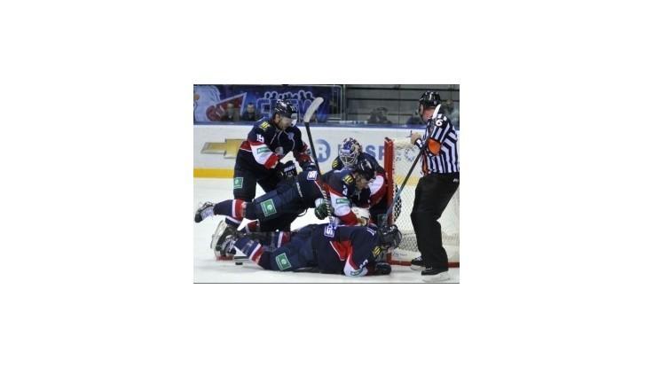 Slovan v druhom zápase po sebe nedal gól, prehral v Rige