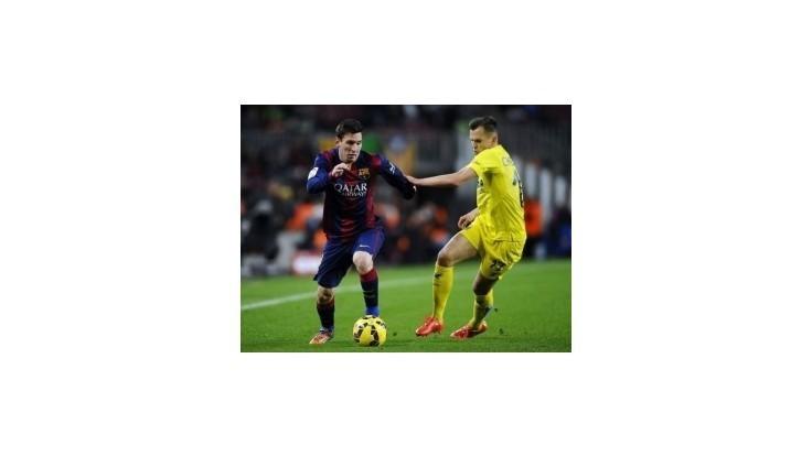 Víťazstvo FC Barcelona nad Villarrealom, Real zostáva prvý