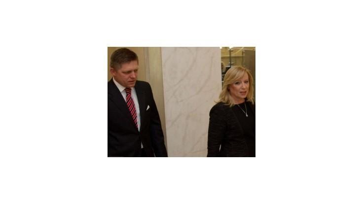 Fico sa na súde zmieril s Radičovou, stretli sa pre kauzu Osrblie