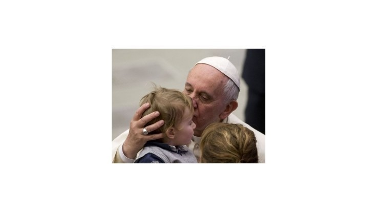 Pápež pochválil slovenský boj za ochranu rodiny