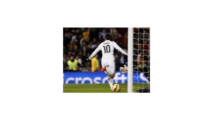 Real Madrid zdolal v dohrávke Sevillu, Ramos a Rodriguez sa zranili