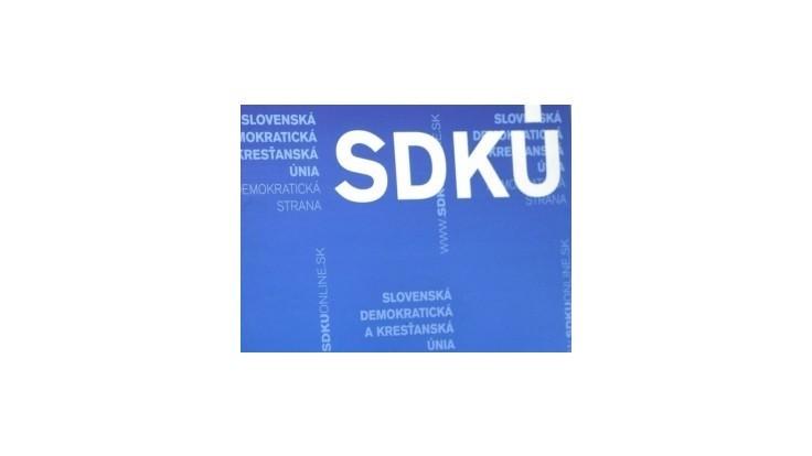 Trnavské SDKÚ-DS končí, dôvodom má byť neúspech a pasivita