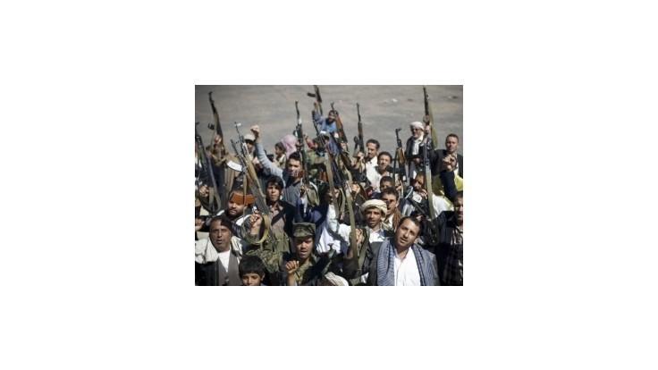 Moc v Jemene prevzali šiitskí povstalci
