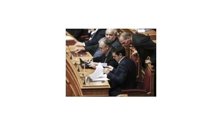 Schäuble odmietol grécku žiadosť o Marshallov plán