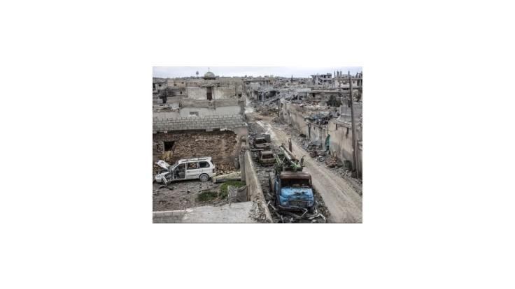 Počet obetí sýrskej občianskej vojny stúpol na vyše 210 000