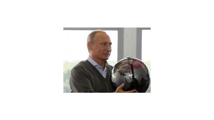Putin: Rusko sa nechystá do vojny, ale odmieta jednopolárny svet