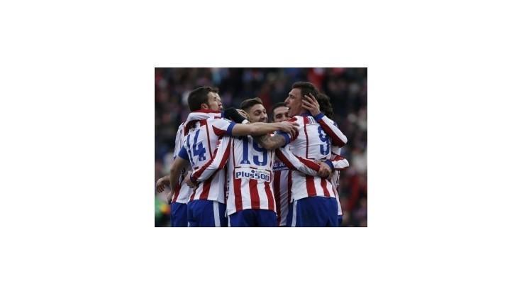 Realu v derby nepomohol návrat Ronalda, Atleticu podľahol 0:4