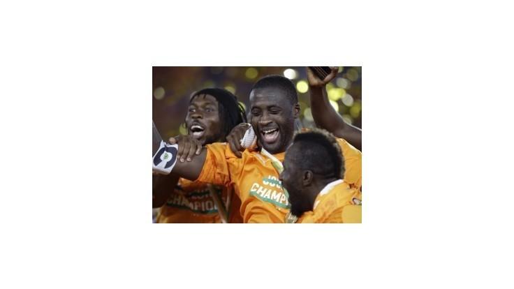 Africký pohár pre Pobrežie Slonoviny, Ghanu zdolalo v jedenástkach