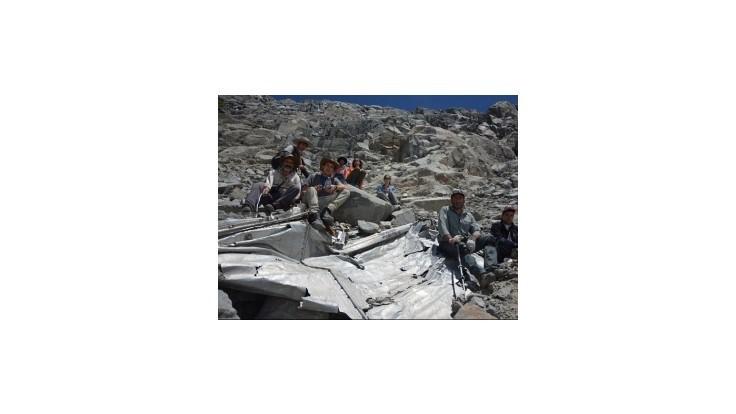 V čilských Andách našli polstoročie stratené lietadlo so športovcami