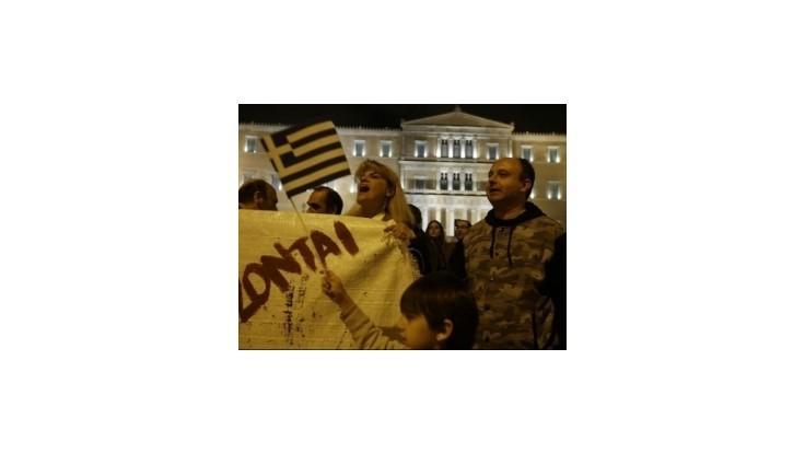 Vládni Noví Gréci hovoria o alternatíve k eurozóne, Merkelová si počká