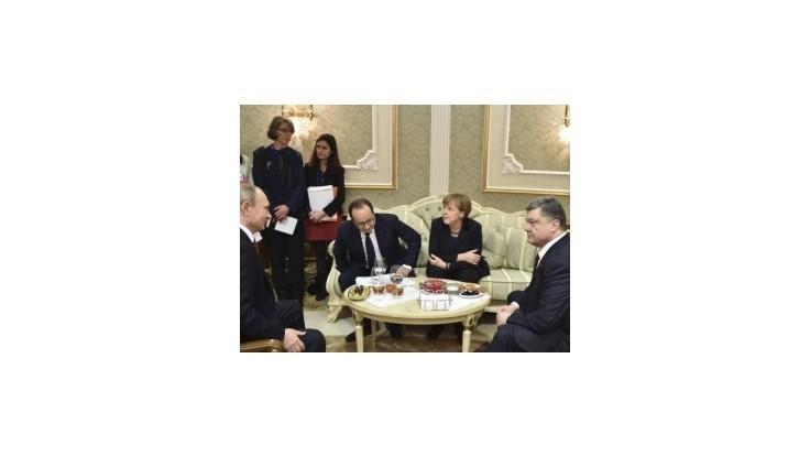Maratón v Minsku priniesol dohodu: Počíta s bezpodmienečným prímerím na Ukrajine