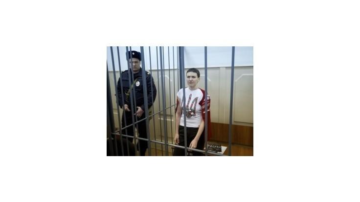 Porošenko: Savčenkovú čoskoro prepustia z ruskej väznice