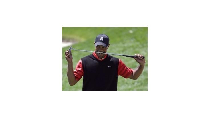 Tiger Woods dočasne odchádza zo súťažného kolotoča