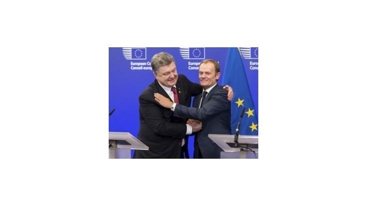 Únia podporuje dohodu z Minska, na opačný vývoj bude ale reagovať