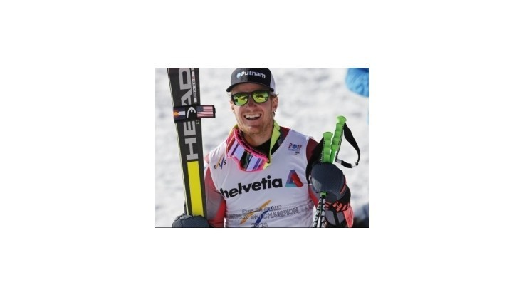 Američan Ligety má zlatý hetrik z obrovského slalomu