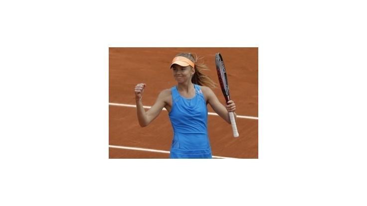 Hantuchová postúpila do finále dvojhry na turnaji WTA v Pattayi