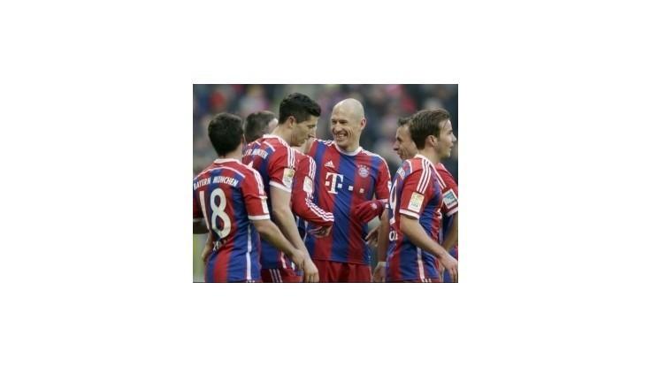 V Mníchove a Leverkusene padlo dokopy 17 gólov
