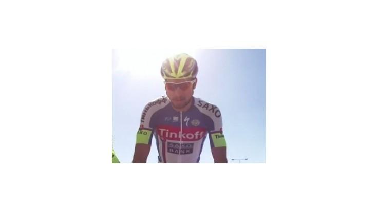 Sagan sa pokúsi o prvé víťazstvo v Tinkoff-Saxo v Ománe