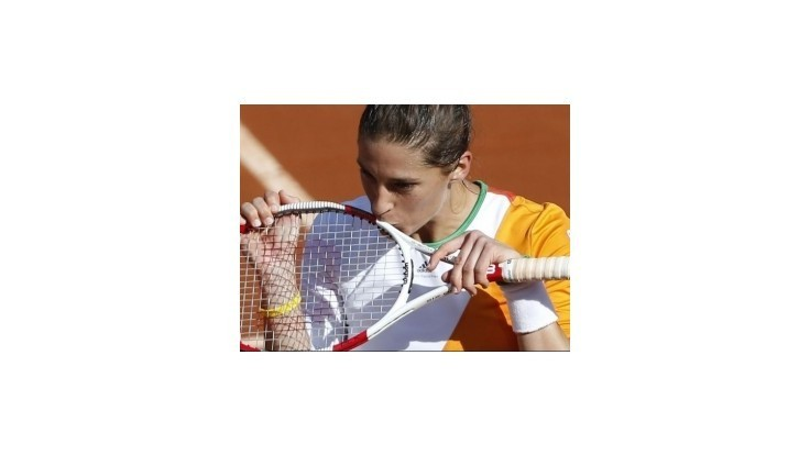Petkovicová bez boja vo finále s titulom v Antverpách