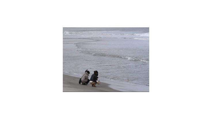 Japonské zemetrasenie vyvolalo malé cunami