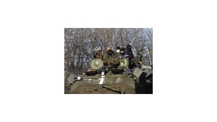 Separatisti oznámili dobytie kľúčového mesta ukrajinskej vojny