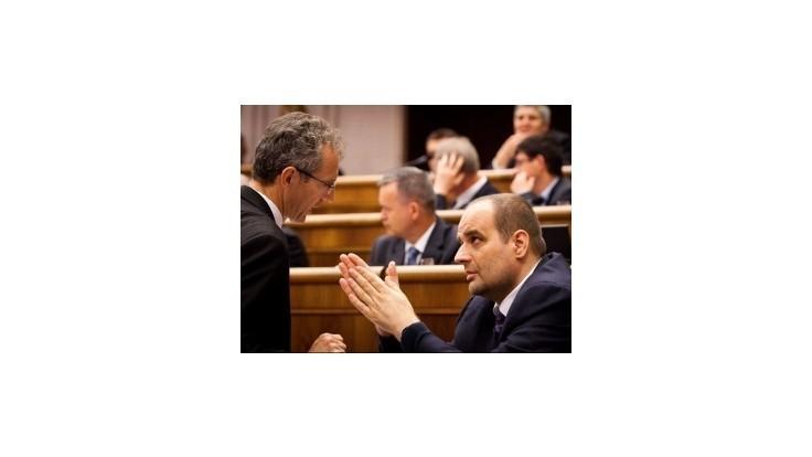 SDKÚ opúšťa aj Štefanec, argumentuje nefunkčnosťou strany