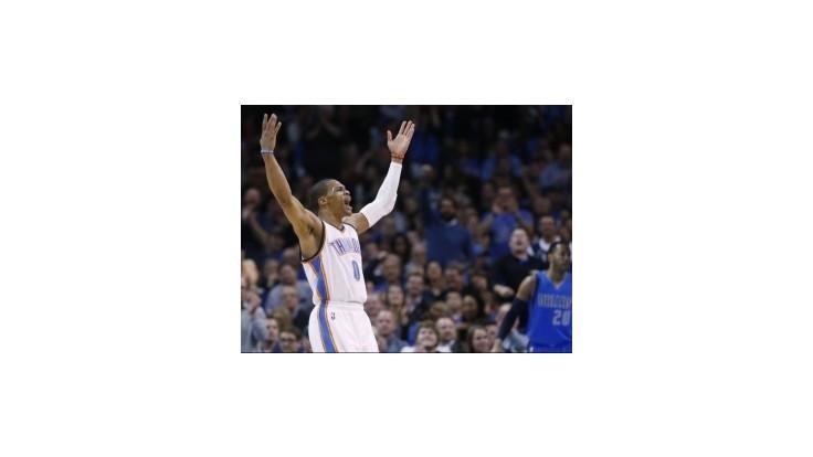 Oklahoma City urobila krok do play-off