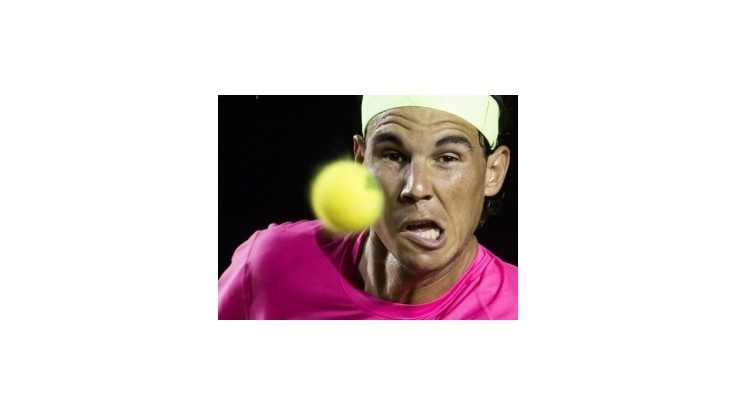 Nadal postúpil do štvrťfinále turnaja ATP v Riu