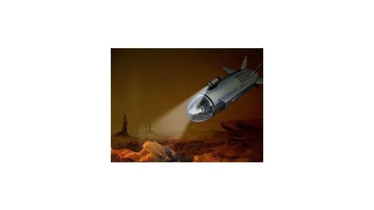 Život vo vesmíre majú podľa plánov NASA hľadať aj ponorky
