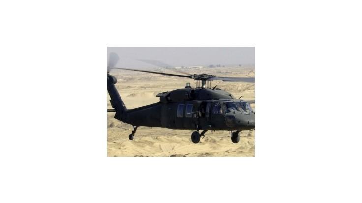 Američania dali súhlas na predaj helikoptér Slovensku