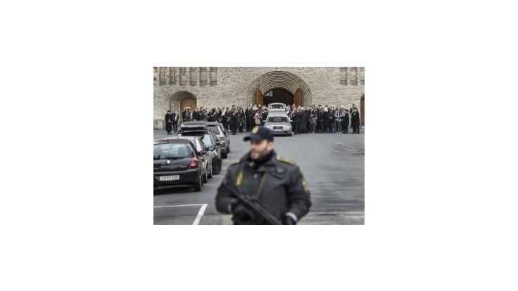 Pochovali obeť útoku v Kodani - filmového režiséra Nörgaarda