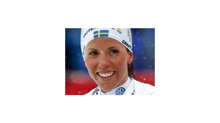 Kallová šampiónkou v behu na lyžiach, Nórky zlyhali