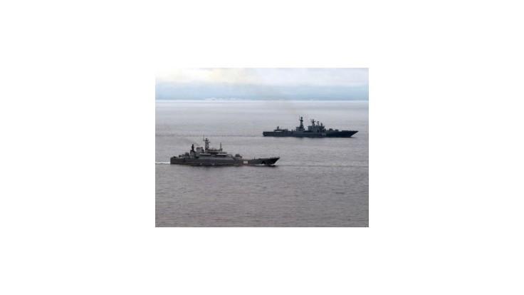 Ruské vojnové lode môžu využívať cyperské prístavy