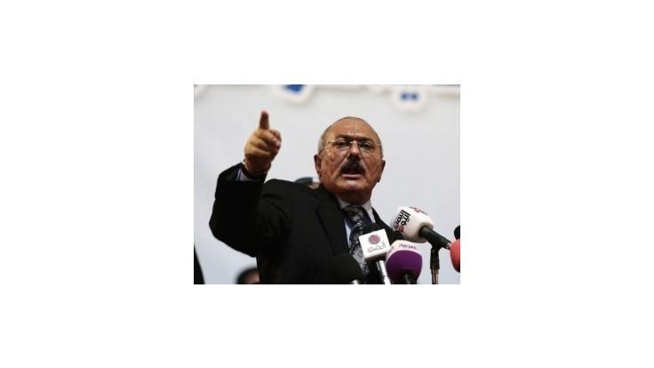 Jemenský exprezident sa obohatil o 60 miliárd, tvrdí správa OSN