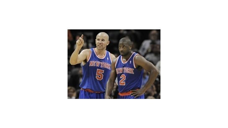Basketbalisti New York Knicks vyhrali v Detroite po dvojnásobnom predĺžení