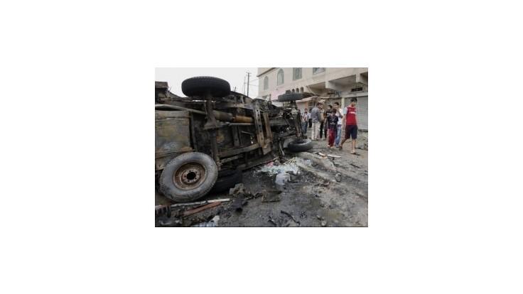 Pri násilnostiach v Iraku zahynulo podľa OSN vo februári najmenej 1100 ľudí