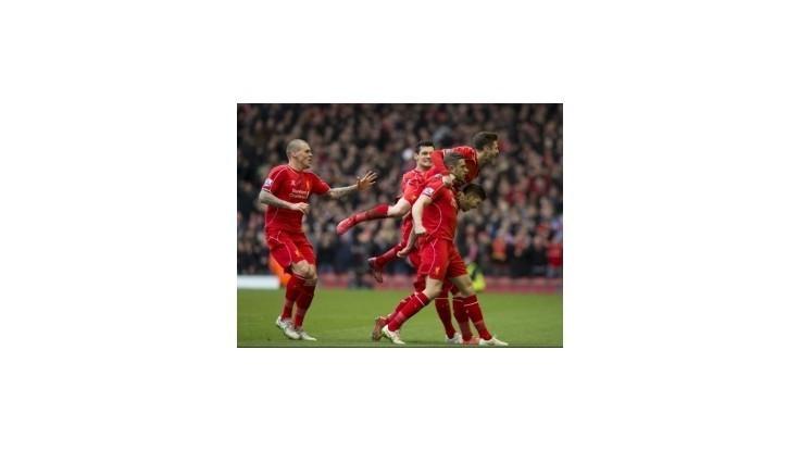 Liverpool zdolal v šlágri ManCity, vyhral aj Arsenal