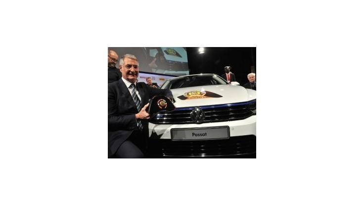 Z prestížneho titulu Auto roka 2015 sa tešia vo Volkswagene