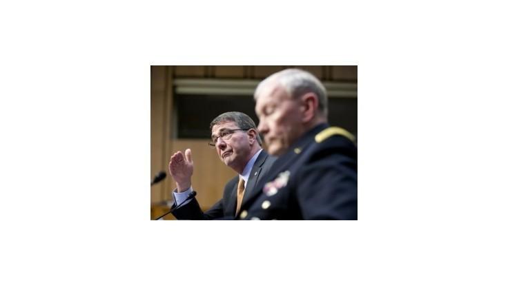 Americký minister obrany pred Kongresom apeloval za zotrvanie vojsk v Afganistane
