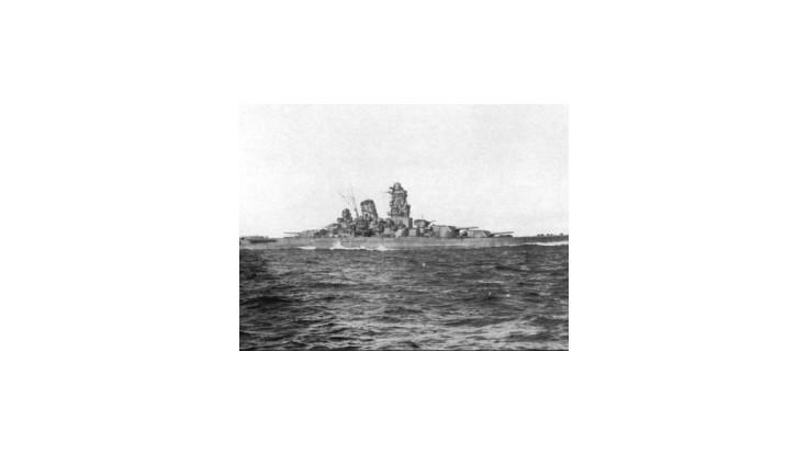 Pri Filipínach objavili vrak japonskej vojnovej lode